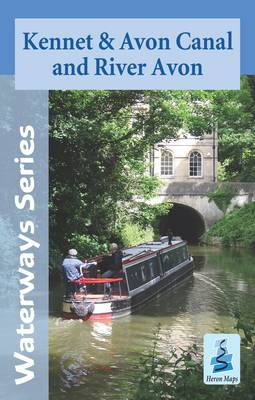 Kennet & Avon Canal and River Avon - Waterways Series (Sheet map, folded)
