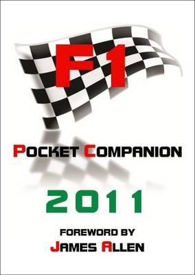 F1 Pocket Companion 2011 2011 (Paperback)