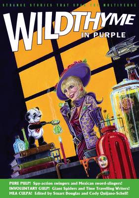 Wildthyme in Purple - Iris Wildthyme 5 (Hardback)