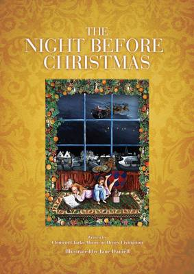 The Night Before Christmas: A Visit from St Nicholas (Hardback)