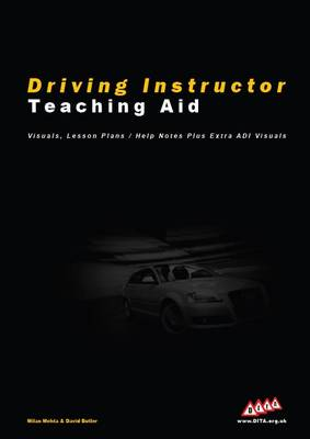 Driving Instructor Teaching Aid (Spiral bound)