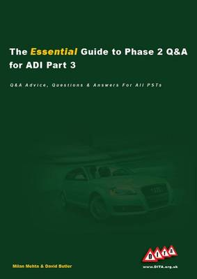 The Essential Guide to Phase 2 Q&A for ADI: Pt. 3 (Spiral bound)