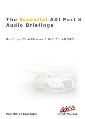 The Essential ADI: Audio Breifings Pt. 3 (CD-Audio)