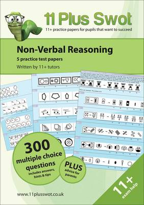 Non-verbal Reasoning: Practice Test Papers (Paperback)