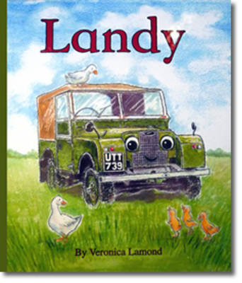 Landy: 1st book in the Landy and Friends series - Landy and Friends (Paperback)