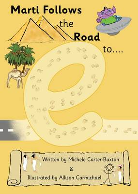 Marti Follows the Road to Egypt (Paperback)