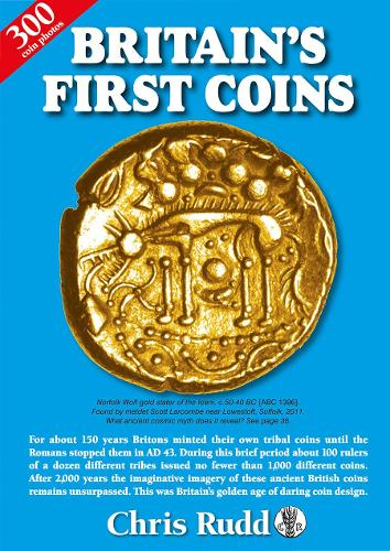 Britain's First Coins (Paperback)