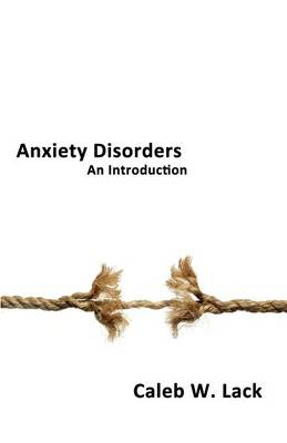 Anxiety Disorders: An Introduction (Paperback)