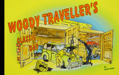 Woody Traveller's Classic Day - Adventures of Moggy Minor and His Friends 2 (Paperback)