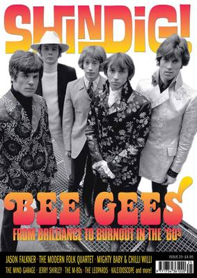 Shindig!: Bee Gees - From Brilliance to Burn-out in the 1960s No. 25 (Paperback)