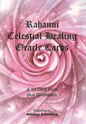 Rahanni Celestial Healing: Oracle Cards