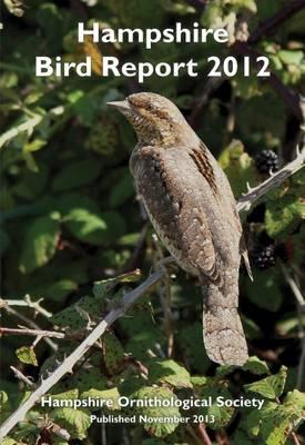 Hampshire Bird Report 2012 (Paperback)