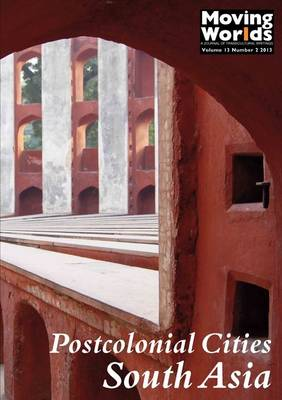 Postcolonial Cities: South Asia