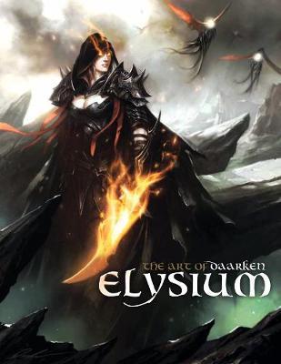 Art of Daarken Elysium (Hardback)