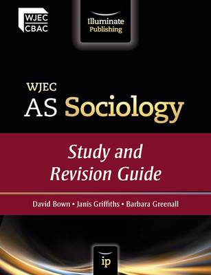 WJEC AS Sociology: Study and Revision Guide (Paperback)