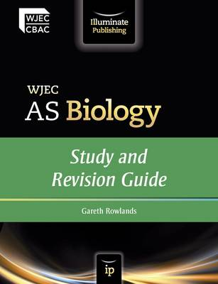 WJEC AS Biology - Study and Revision Guide (Paperback)