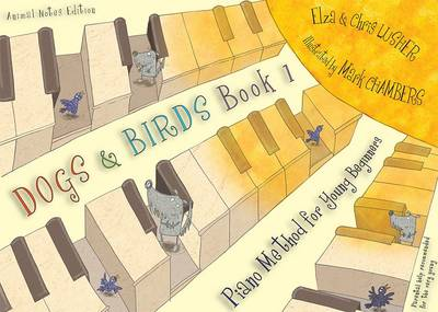 Dogs and Birds: Book 1 (Animal Notes Edition): Book 1 (Paperback)