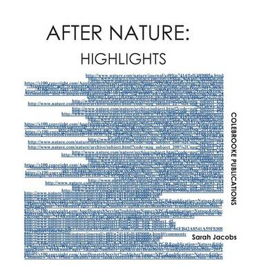 After Nature: Highlights (Paperback)
