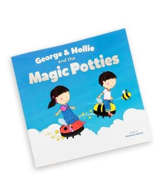 George & Hollie and the Magic Potties (Paperback)