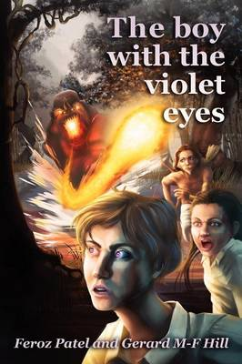 The Boy with the Violet Eyes (Paperback)