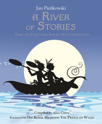 A River of Stories: Tales and Poems from Across the Commonwealth (Paperback)