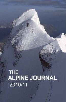 The Alpine Journal 2010/11 (Hardback)
