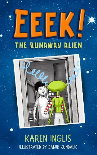 Eeek! The Runaway Alien (Paperback)