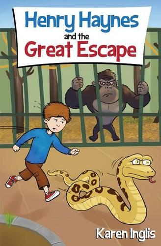 Henry Haynes and the Great Escape (Paperback)