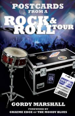 Postcards from a Rock and Roll Tour (Paperback)