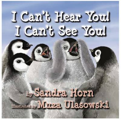I Can't Hear You! I Can't See You! (Paperback)