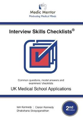 Interview Skills Checklists: Common questions, model answers and examiners' checklists (Paperback)
