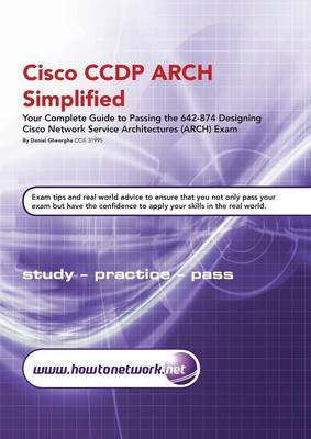 Cisco CCDP ARCH Simplified (Paperback)