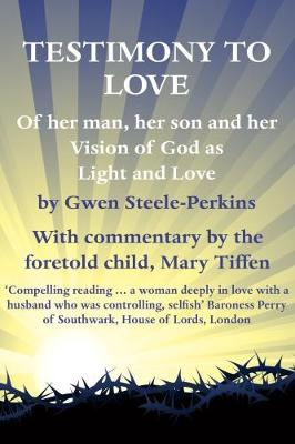 Testimony of Love (Paperback)
