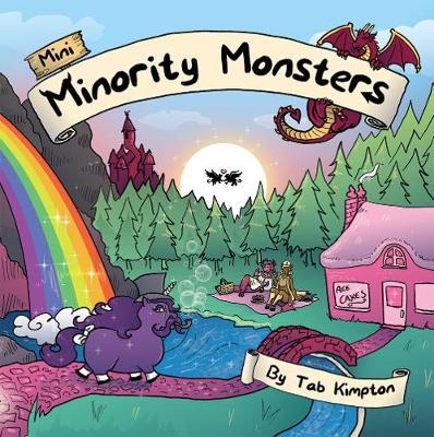 Mini Minority Monsters (Paperback)