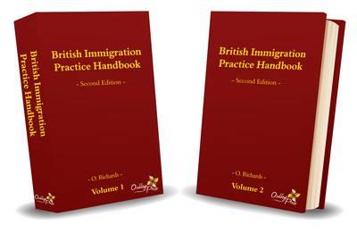 British Immigration Practice Handbook: Volumes 1 & 2 (Hardback)