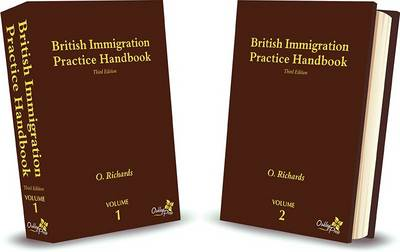 British Immigration Practice Handbook: Volumes 1 & 2 (Hardback)