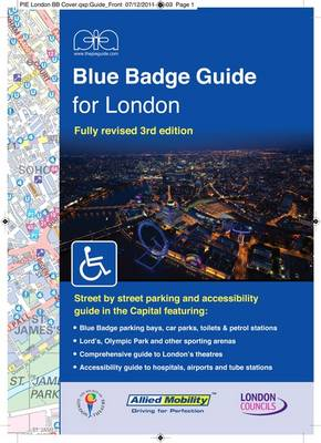 Blue Badge Guide for London (Spiral bound)