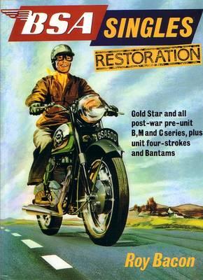 BSA Singles Restoration (Paperback)