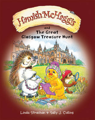 Hamish McHaggis and the Great Glasgow Treasure Hunt (Paperback)