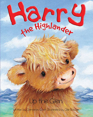 Harry the Highlander: Up the Glen (Paperback)
