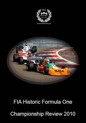 Historic Formula One Championship Review 2010 (Hardback)
