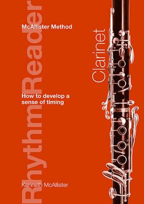 Rhythm Reader Clarinet: Macallister Method (Paperback)