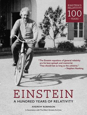 Einstein: A Hundred Years of Relativity (Paperback)