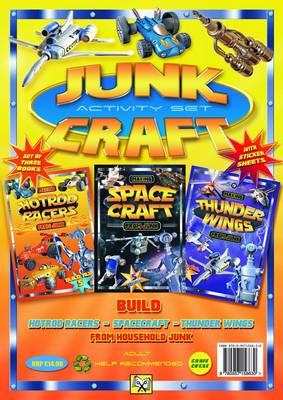 Junkcraft Activity Set (Paperback)