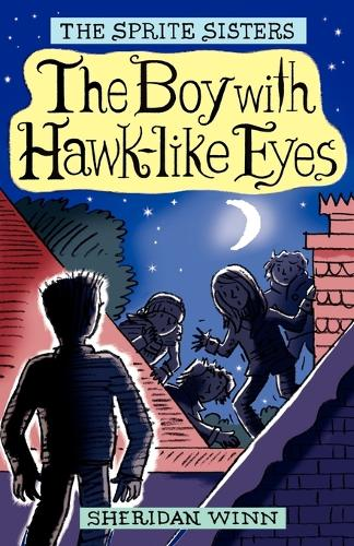The Sprite Sisters: The Boy with Hawk-Like Eyes: Part 6 - The Sprite Sisters v.6 (Paperback)
