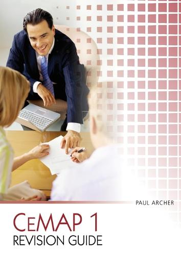 CeMAP 1 Revision Guide - CeMAP (Paperback)