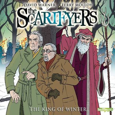 The Scarifyers: The King of Winter (CD-Audio)