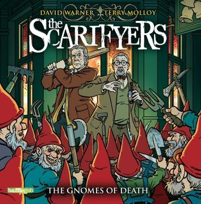 The Scarifyers: No. 10: The Gnomes of Death (CD-Audio)