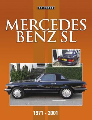 Mercedes Benz SL: 1971-2001 (Paperback)