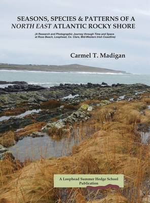Seasons, Species and Patterns of a North East Atlantic Rocky Shore: A Research and Photographic Journey Through Ross Beach, Loop Head (Paperback)